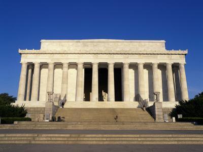 Lincoln Memorial, Washington, D.C., USA