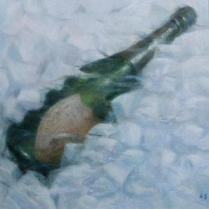 Champagne on Ice, 2012 by Lincoln Seligman