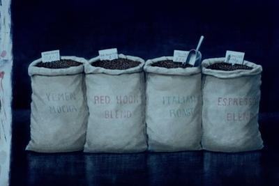 Coffee Sacks, 1990