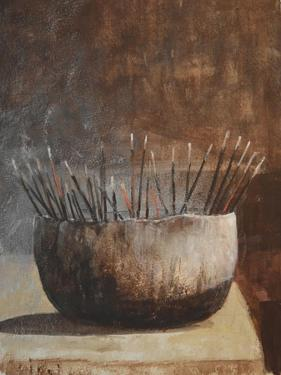 Incense Sticks 2 by Lincoln Seligman