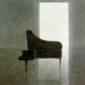 Piano Room, 2005 by Lincoln Seligman