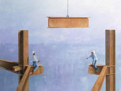 Placing the Last Link by Lincoln Seligman