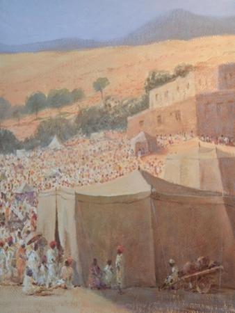 Pushkar Fair by Lincoln Seligman