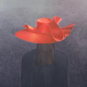 Red Hat, 2004 by Lincoln Seligman