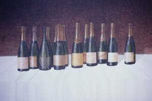 Winescape, Champagne, 2003 by Lincoln Seligman