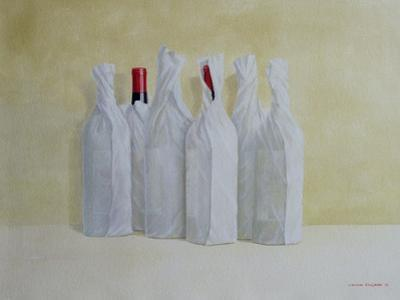 Wrapped Bottles, Number 2, 1990s
