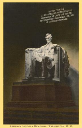 Lincoln Statue, Washington D.C.