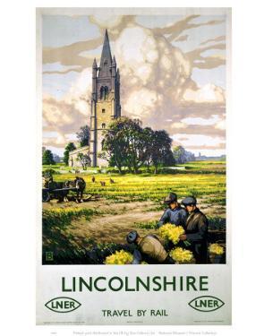 Lincolnshire Farmers and Church