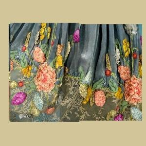 INDIENNE FABRIC by Linda Arthurs