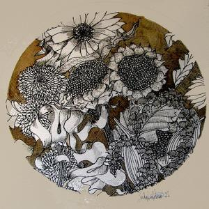 Ink drawing by Linda Arthurs