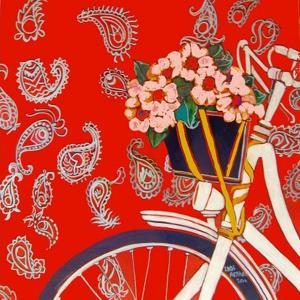 Kate's bike by Linda Arthurs