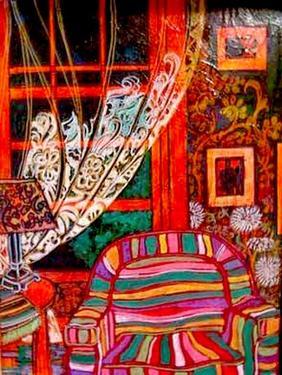 Muskoka Cottage by Linda Arthurs