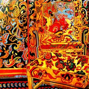 Suzani room by Linda Arthurs