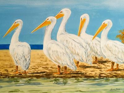 Coastal Flock I