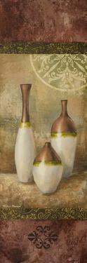 Ivory Vessel II by Linda Baliko
