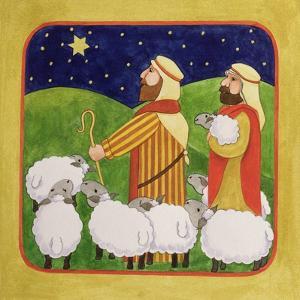 The Shepherds by Linda Benton