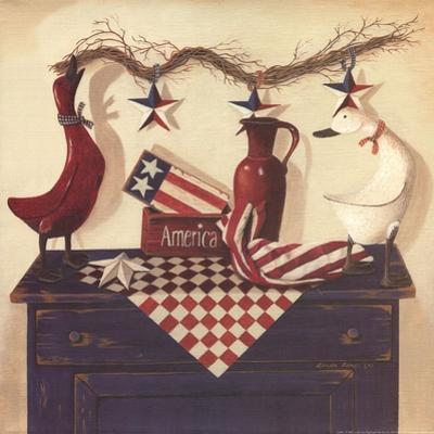America by Linda Lane
