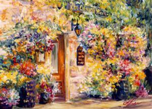 Cotswold Arms Tavern by Linda Lee