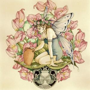 Aquarius by Linda Ravenscroft