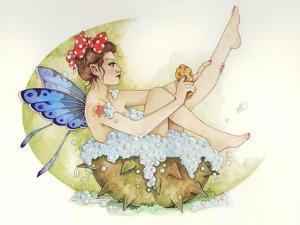 Bubbles by Linda Ravenscroft