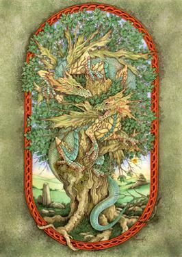 Dragon Tree by Linda Ravenscroft