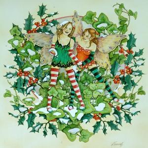 Holly and Ivy by Linda Ravenscroft