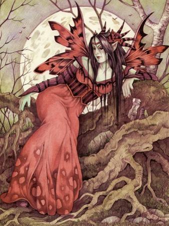 Morgan Le Fay by Linda Ravenscroft