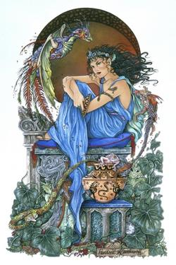 Pandora by Linda Ravenscroft
