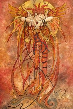 Phoenix Rising by Linda Ravenscroft