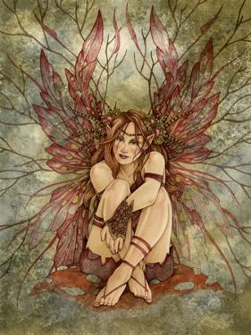 Red Wings by Linda Ravenscroft