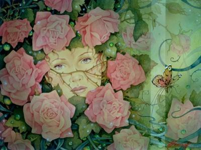 Rose Tinted by Linda Ravenscroft