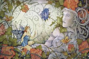 The Blue Rose by Linda Ravenscroft