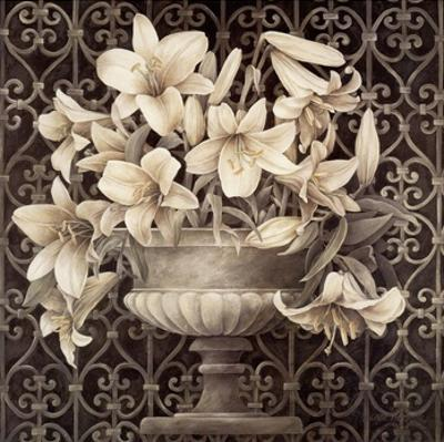 Lilies in Urn