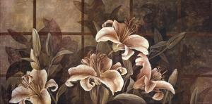 Lily Impression by Linda Thompson