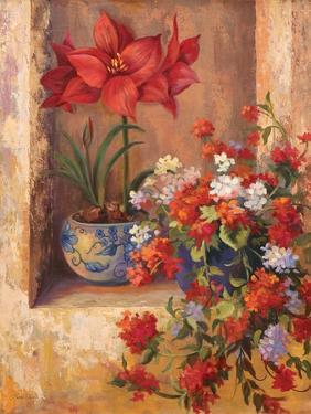 Flores de España II by Linda Wacaster