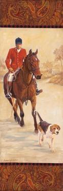 On the Hunt I by Linda Wacaster