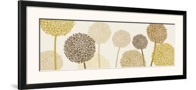 Burnished Alliums by Linda Wood