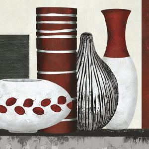Collection Rouge - Set by Linda Wood