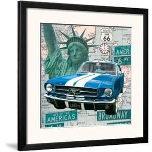 Cruising USA II by Linda Wood