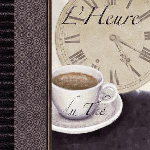 L'heure Du The' by Linda Wood