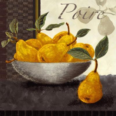 Les Poires by Linda Wood