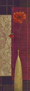 Opulence I by Linda Wood