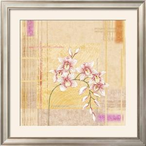 Orchid Memories I by Linda Wood