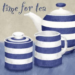 Time For Tea by Linda Wood