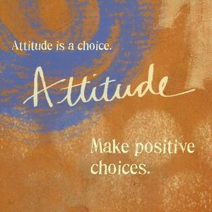 Attitude by Linda Woods