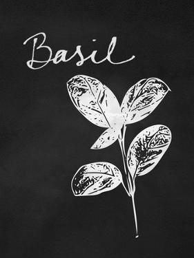 Basil by Linda Woods