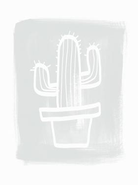 Cactus II by Linda Woods