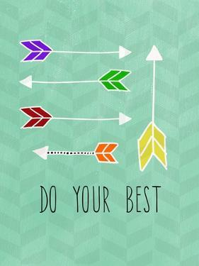 Do Your Best by Linda Woods