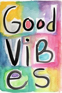Good Vibes by Linda Woods