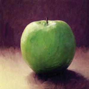 Green Apple by Linda Woods